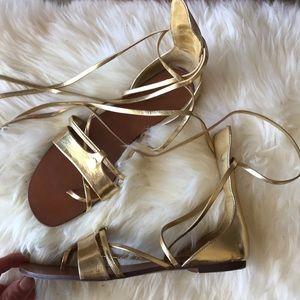Zara Gladiator Sandals ❤️
